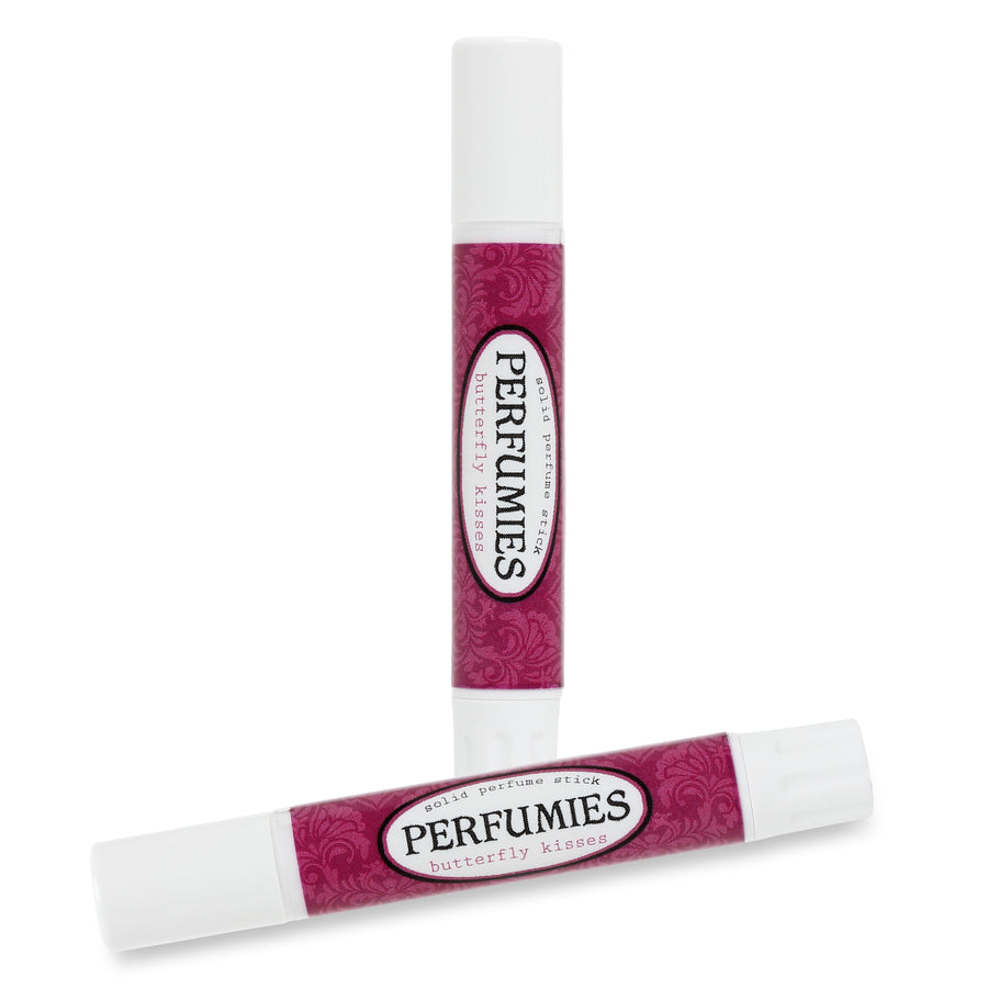 Butterfly Kisses Solid Perfume Stick
