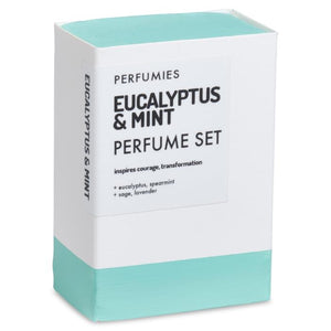 Eucalyptus & Mint Perfume Set | No. 36