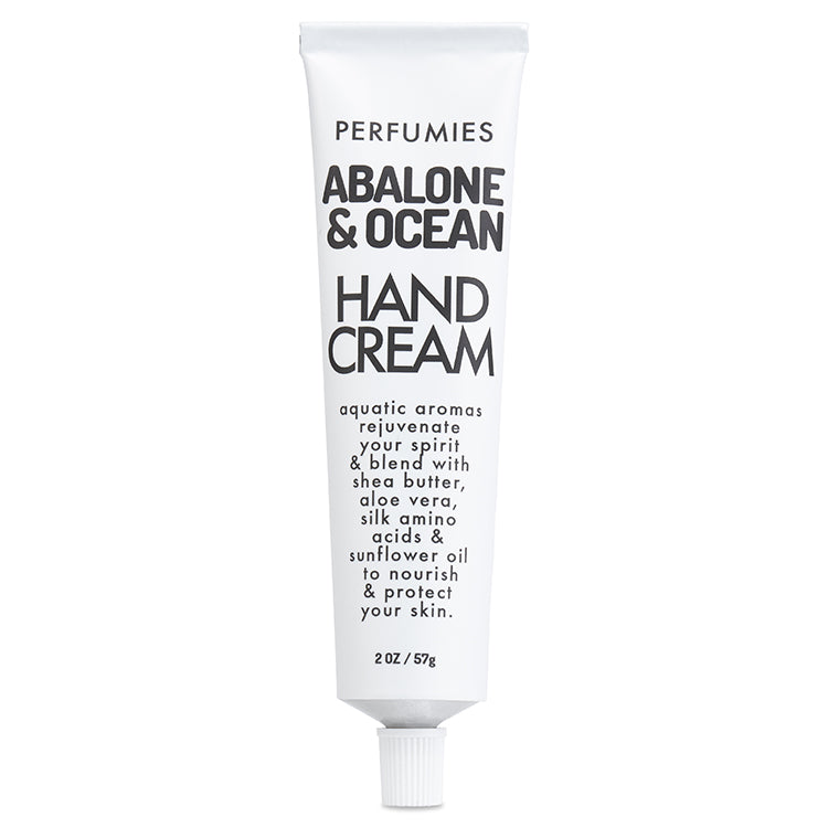 Abalone & Ocean Hand Cream | No. 34