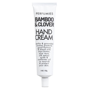 Bamboo & Clover Hand Cream | No. 14