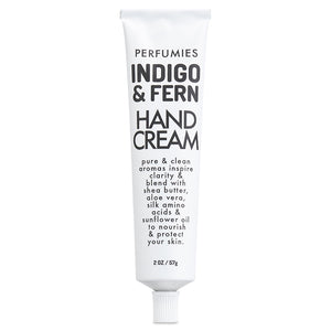 Indigo & Fern Hand Cream | No. 40