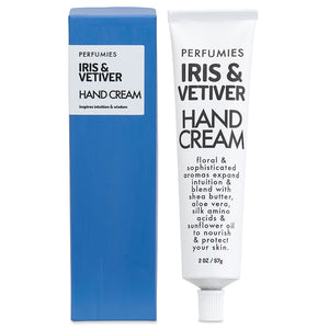Iris & Vetiver Hand Cream | No. 39