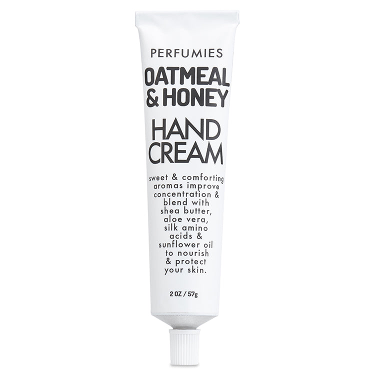 Oatmeal & Honey Hand Cream | No. 12