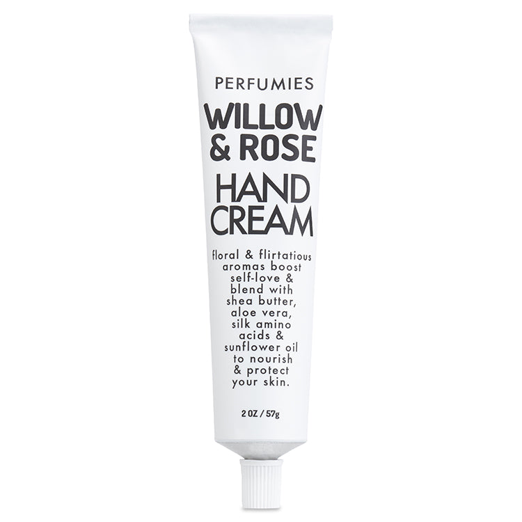 Willow & Rose Hand Cream | No. 38