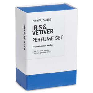 Iris & Vetiver Perfume Set | No. 39