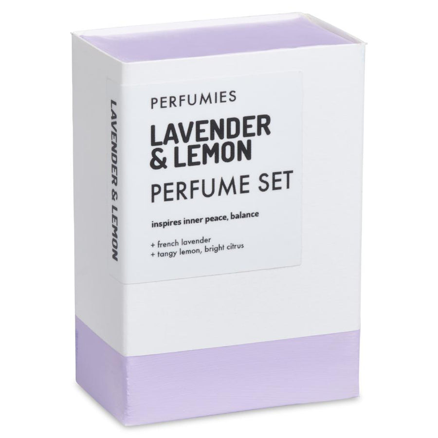 Lavender & Lemon Perfume | No. 06