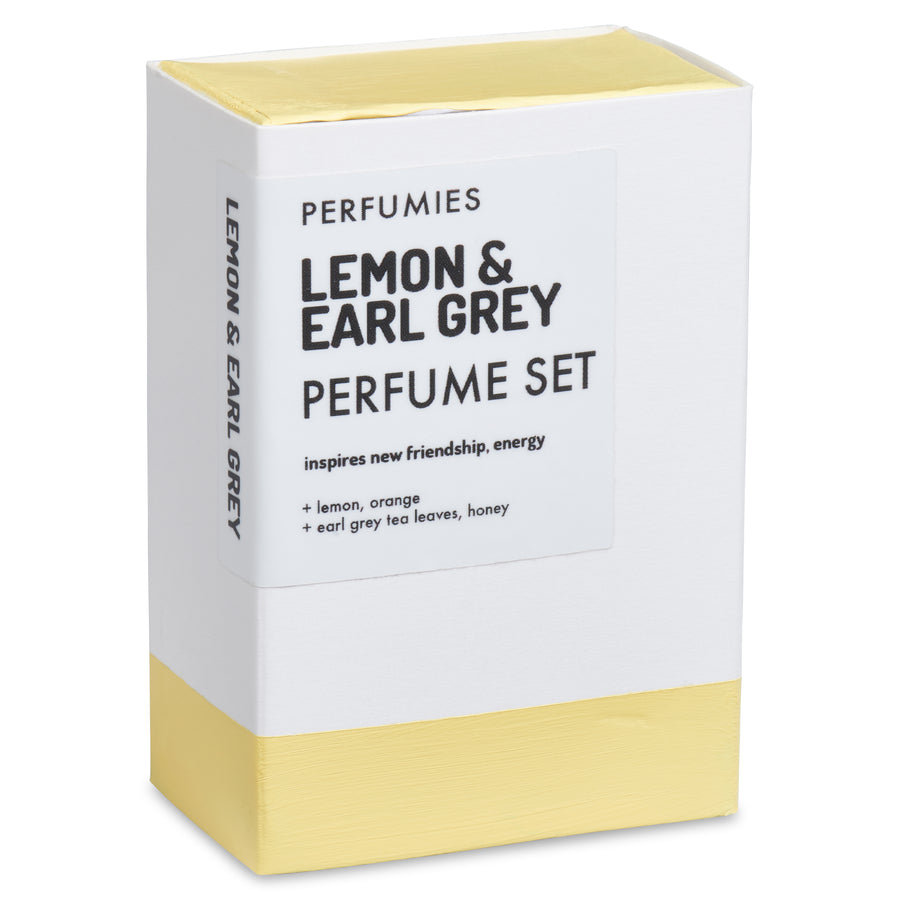 Lemon & Earl Grey Perfume | No. 41