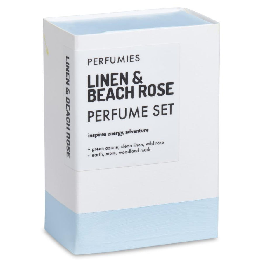 Linen & Beach Rose Perfume | No. 21