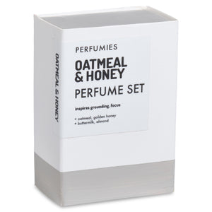 Oatmeal & Honey Perfume Set | No. 12