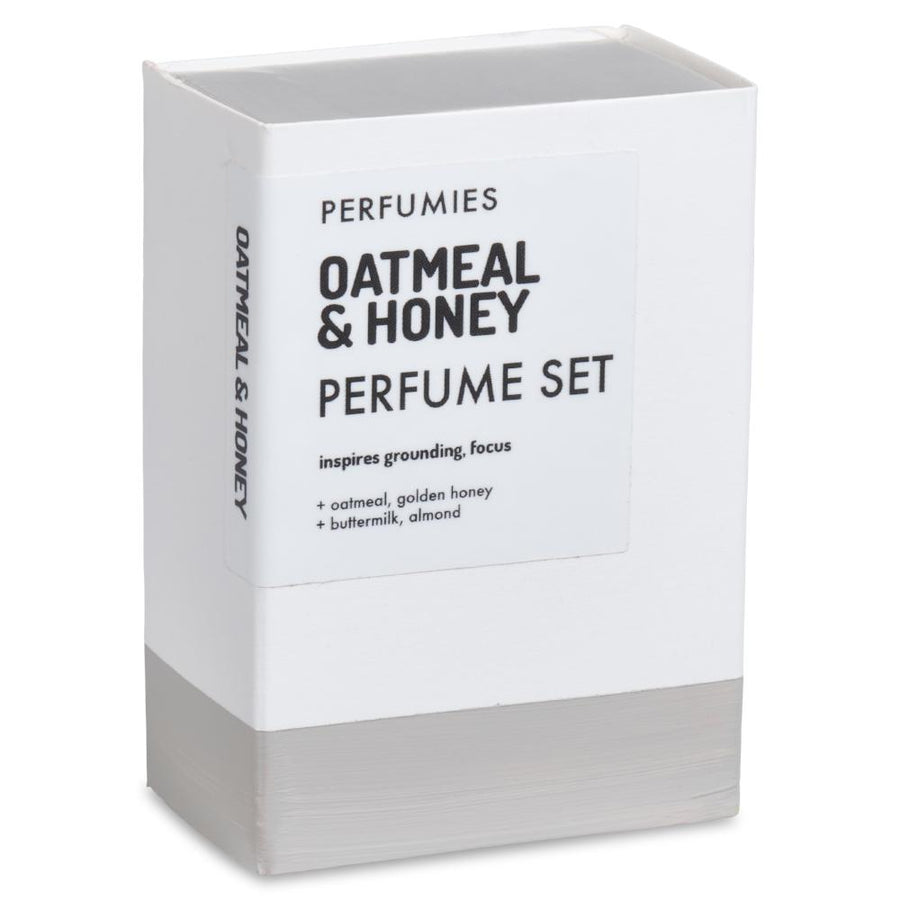 Oatmeal & Honey Perfume | No. 12