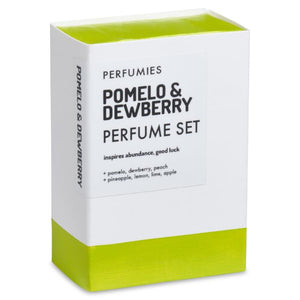 Pomelo & Dewberry Perfume Set | No. 23