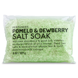 Pomelo & Dewberry Salt Soak Packette