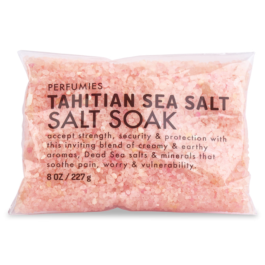 Tahitian Sea Salt Bath + Body Set | No. 05