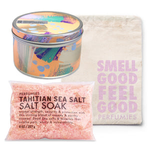 Tahitian Sea Salt Relaxation Set | No. 05