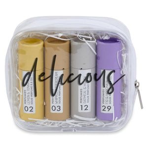 Delicious Solid Perfume Gift Set