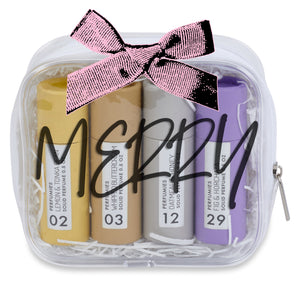 MERRY Solid Perfume Gift Set