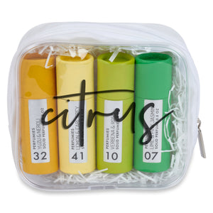 Citrus Solid Perfume Gift Set