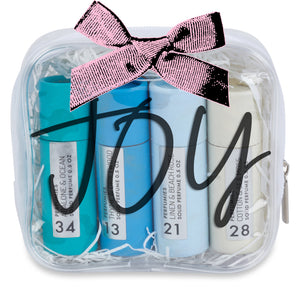 JOY Solid Perfume Gift Set