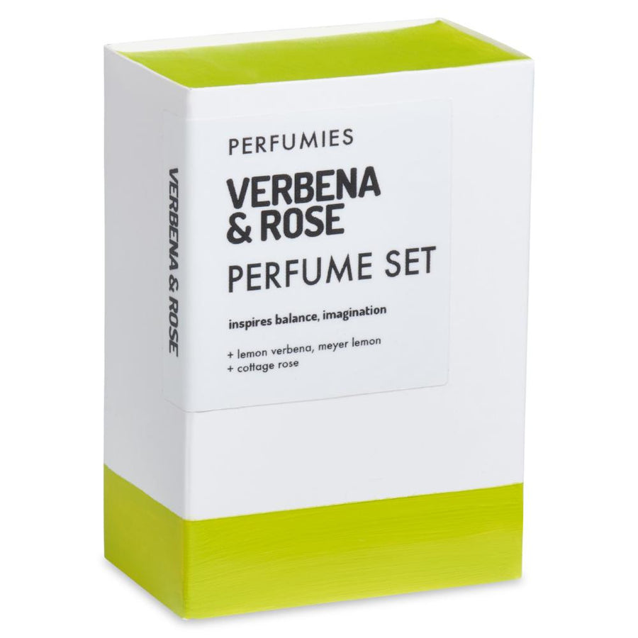 Verbena & Rose Perfume | No. 10