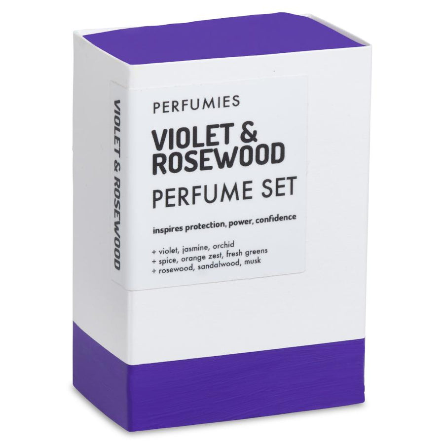 Violet & Rosewood Perfume | No. 24