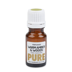 Warm Amber & Woods Fragrance Oil | No. 04