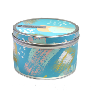 Abalone & Ocean Soy Candle | No. 34