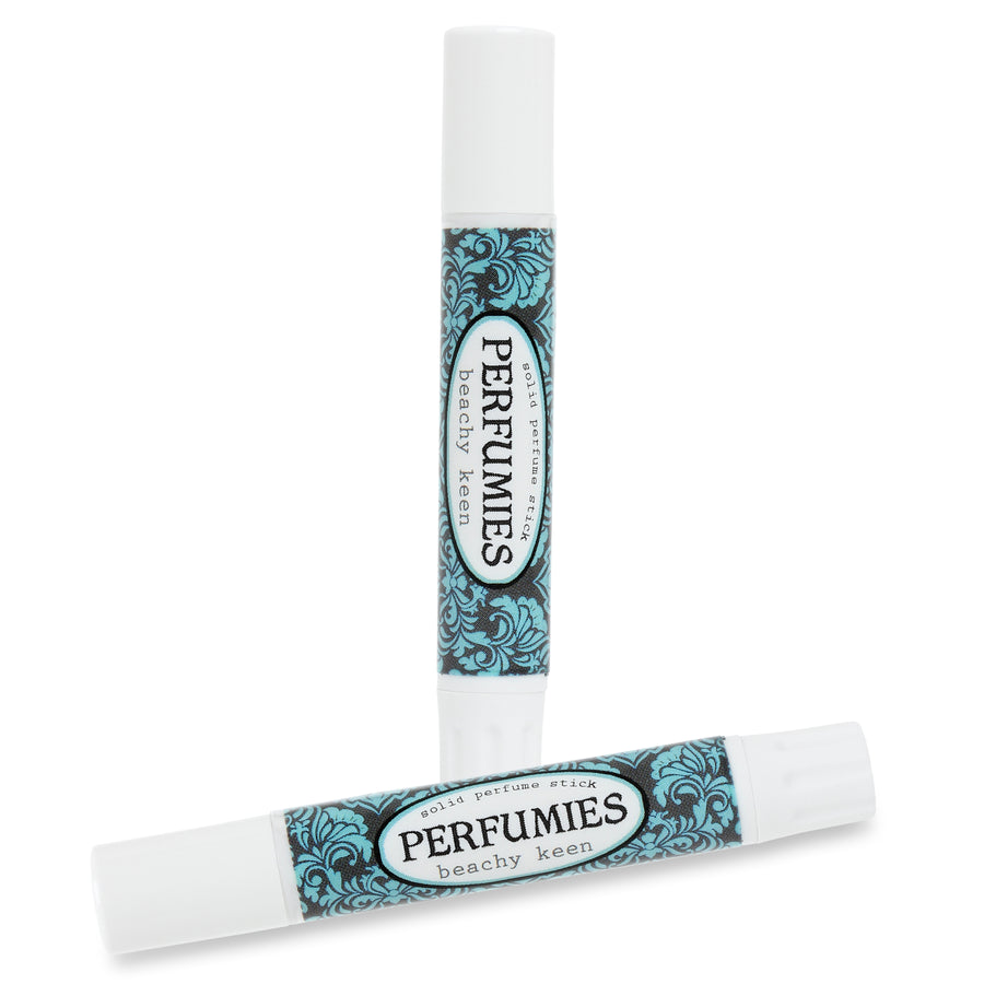 Beachy Keen Solid Perfume Stick