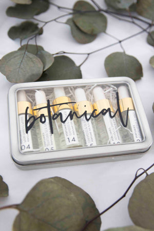 Botanical Perfume Oils Gift Set