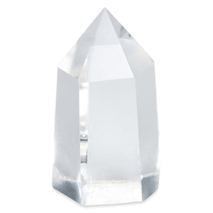 Crystal Quartz Power Crystal <br> (TRUTH & CLARITY)