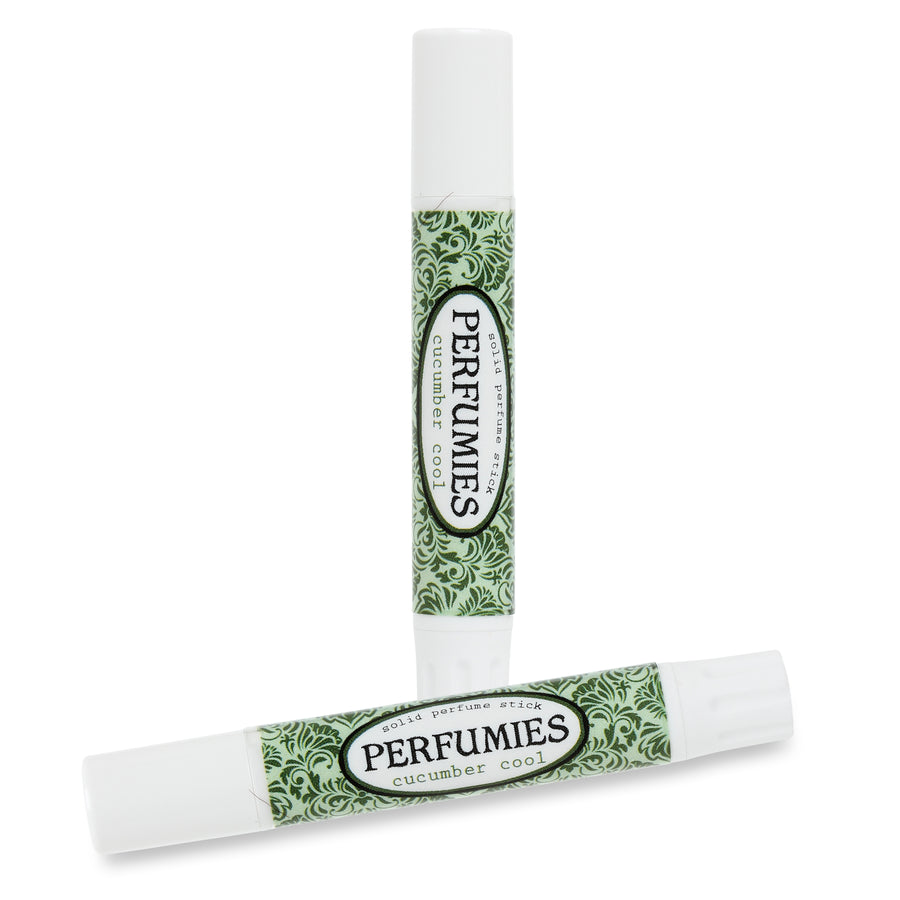 Cucumber Cool Solid Perfume Stick