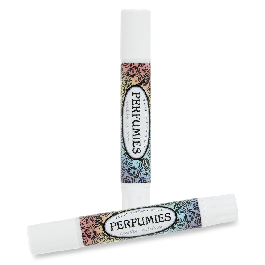 Double Rainbow Solid Perfume Stick