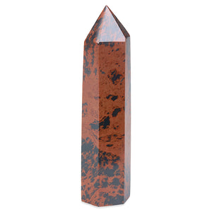 Red Obsidian Power Crystal <br> (HAPPINESS & HEALTH)