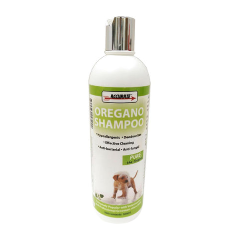 Accurate Oregano Natural Shampoo 500ml