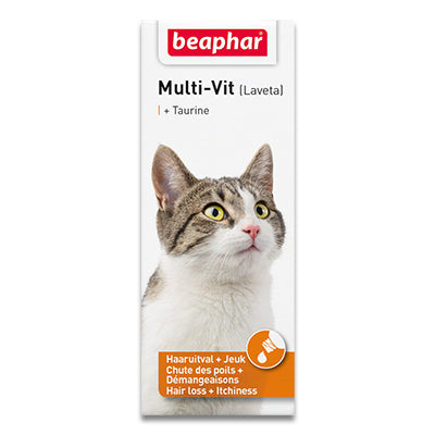 Beaphar Multi Vitamin for Cats 50ml