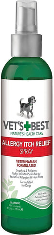 Vet's Best Allergy Itch Relief Spray For Dogs 237ml