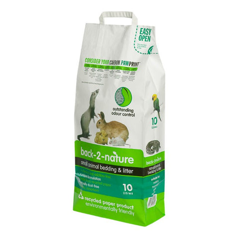 Back-2-Nature Small Animal Litter 10L
