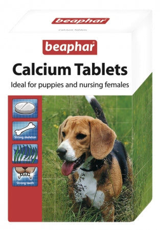 Beaphar Calcium Tablets 180 tabs
