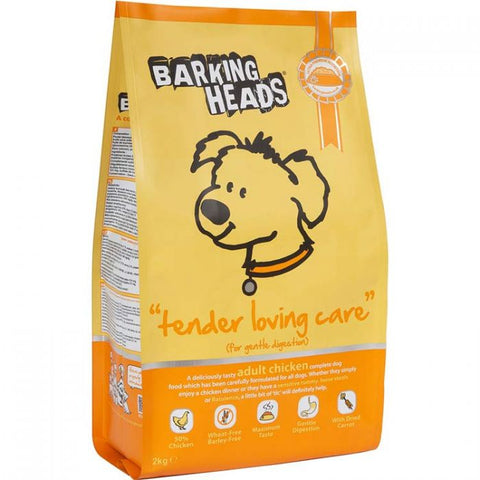 Barking Heads Tender Loving Care Chicken 2kg