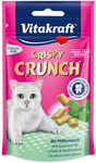 Vitakraft Crispy Crunch Cat Treat 60g -Peppermint