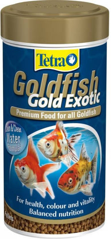Tetra Goldfish Exotic 250ml