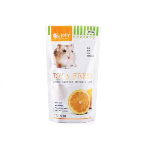 Jolly Lemon Hamster Sand 1kg