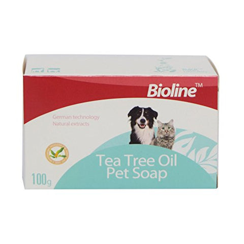 Bioline Tea Tree Soap Bar 100g