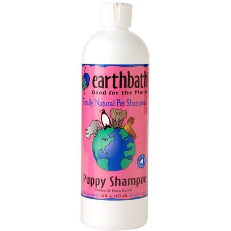 Earthbath Puppy Shampoo 16oz