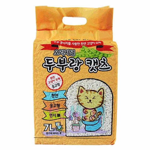 Love Cat Korea Tofu Litter Original 7L