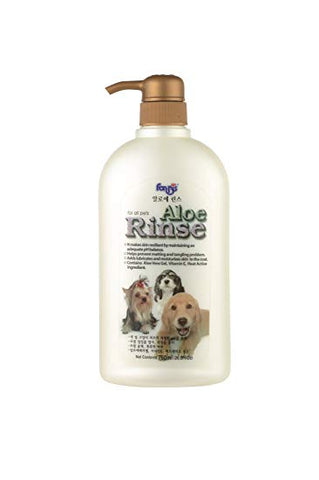 Forbis Aloe Rinse Conditioner 750ml