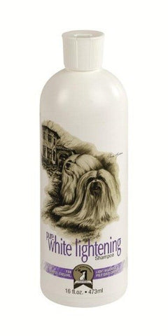 #1 All Systems Pure White Lightening Shampoo 16oz