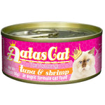 Aatas Cat Tantalizing Tuna & Shrimp 80g 24 Cans