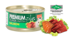 Aristo Cat Premium Plus Tuna & Salmon 80g x 24 Cans