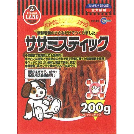 Marukan Dried Sasami Soft Stick 200g