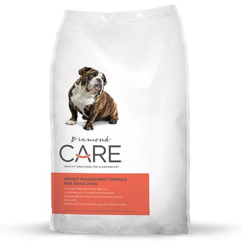 Diamond Care Weight Management Formula for Adult Dogs 8lbs